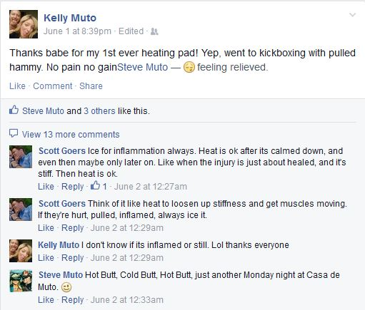 Steve and Kelly Muto - Living their narcissistic lives on the internet.