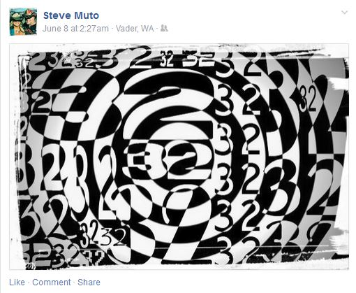 Steve Muto Bully Countdown Rub It In - ASSHOLE 32