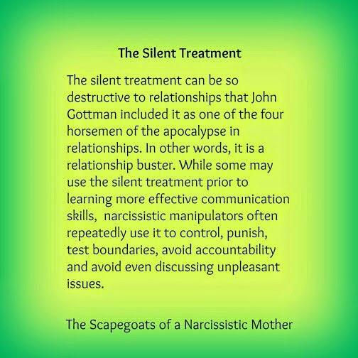 Steve Muto Bully - The Silent Treatment