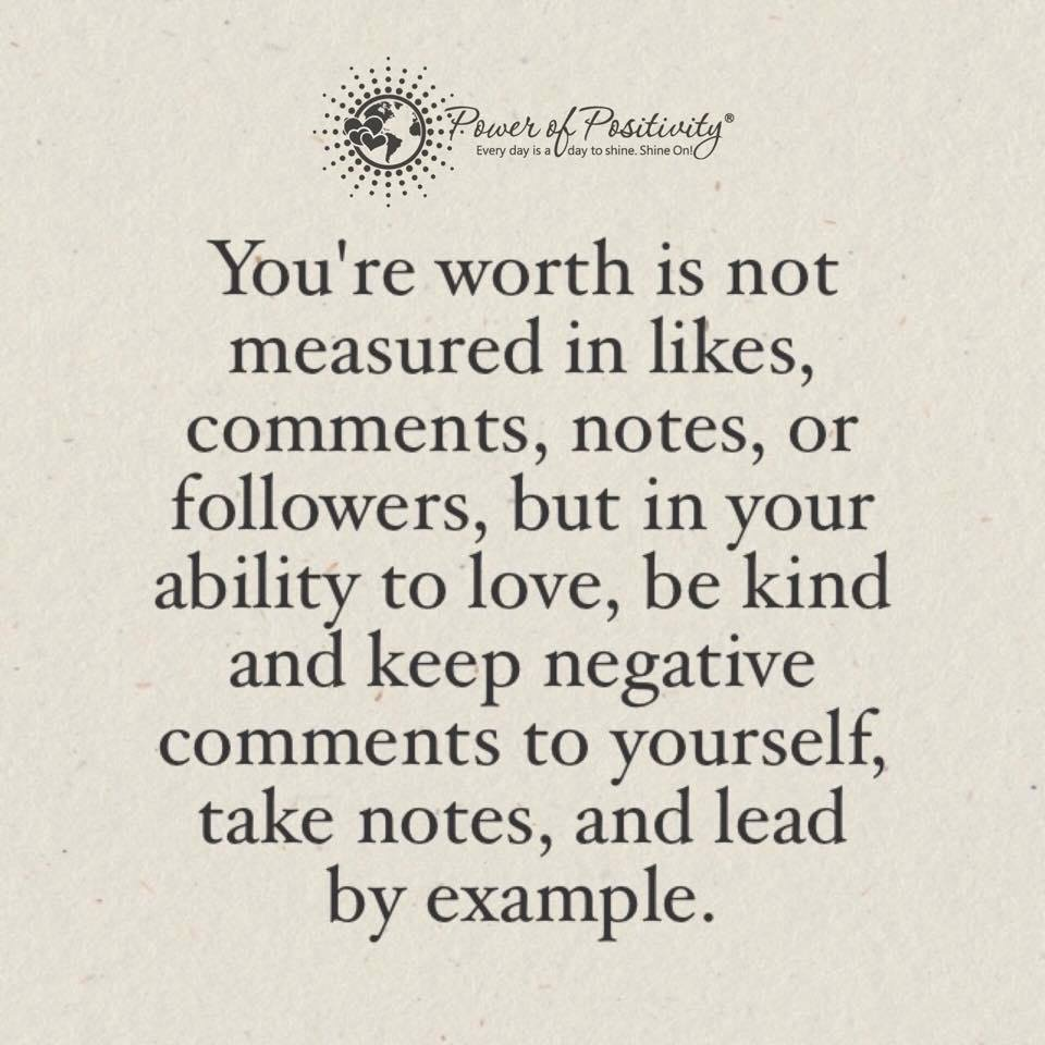 Kelly Muto Bully - Your Worth is Not Measured In LIkes
