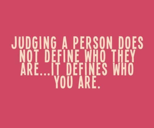 Kelly Muto Bully  - Judging a Person Does Not Define Who They Are