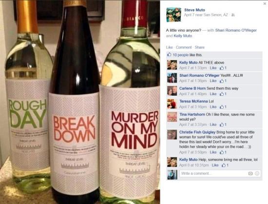 Steve Muto - Bully Post from the Road - San Simon, AZ