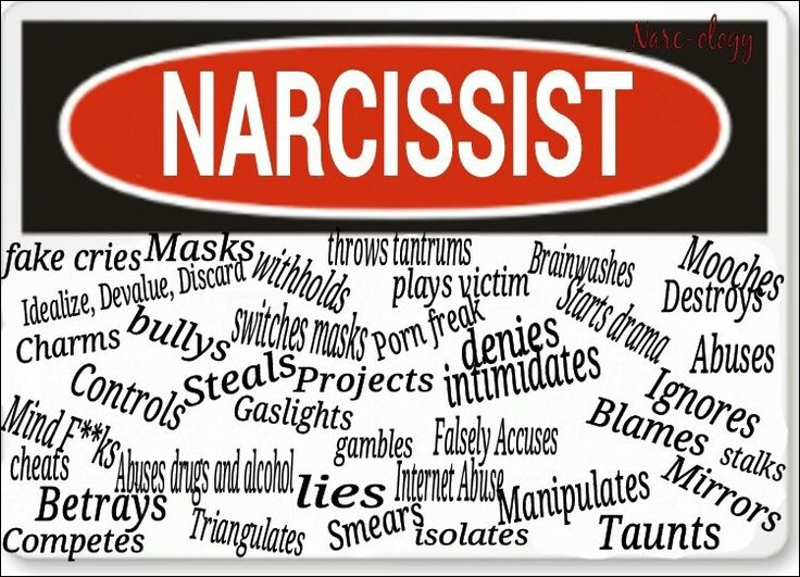 Steve Muto Bully - Narcissist