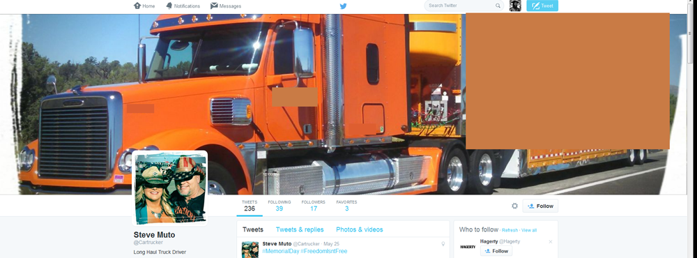 Steve-Muto-Bully-Orange-Truck