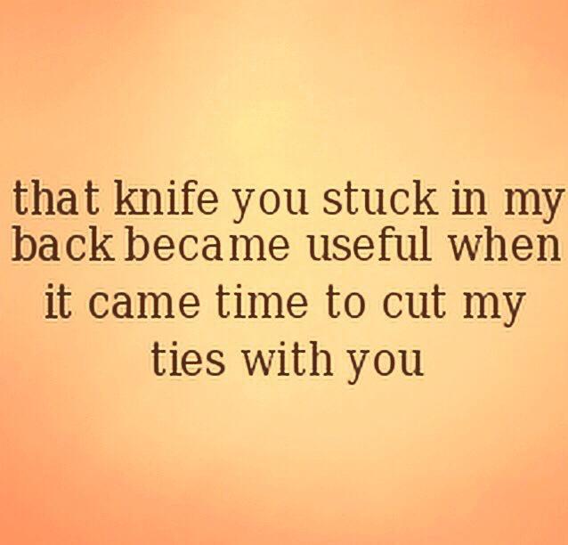 Steve Muto Bully - Stuck a Knife in my back
